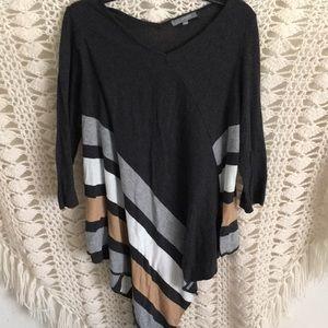 Super soft sweater tunic